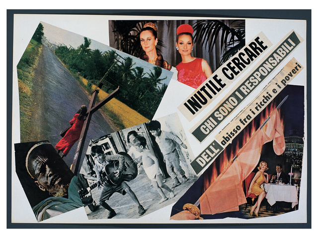 , 'Inutile cercare,' 1964, Frittelli Arte Contemporanea