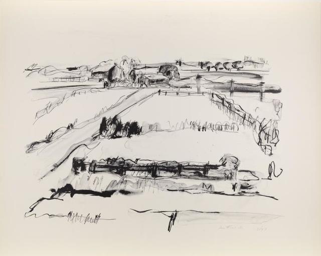 , 'Lamdscape,' 1960-1963, Andrea S. Keogh Art and Design
