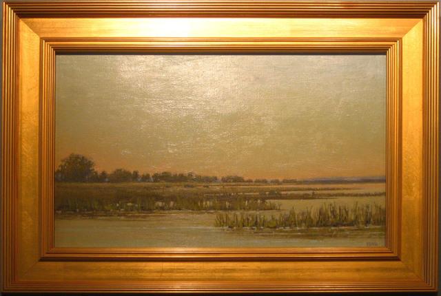 , 'Evening Glow,' 2010, BoxHeart