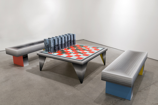 , 'One Sided Game,' 2016, Joshua Liner Gallery