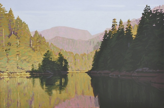 Clayton Anderson, 'Morning Sun in Nootka Sound', Madrona Gallery