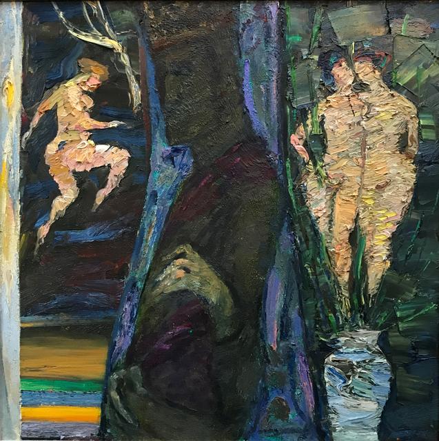 , 'Judgement of Paris,' 1991, The Scottish Gallery