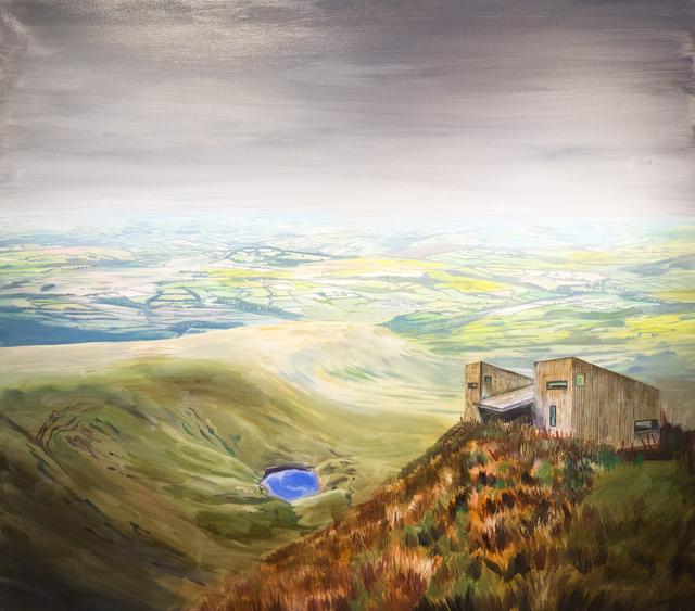 , 'I Dreamed Towards Break of Day,' 2018, Hans Alf Gallery