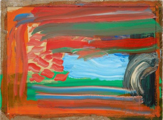 , 'Wet Evening,' 2009-2012, Gagosian