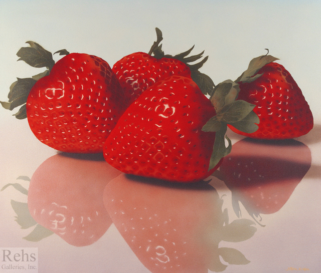 , 'Strawberries,' 2008, Rehs Contemporary Galleries