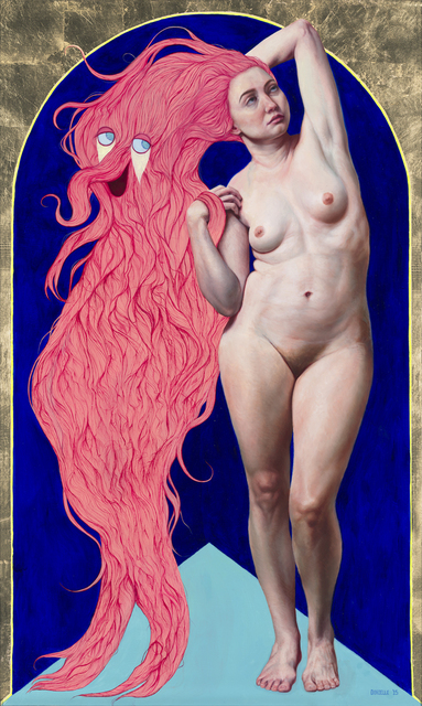 , 'Sympathetic Fiber,' 2015, Modern Eden