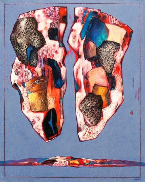 , 'Twins Island,' 2014, Ekavart Gallery