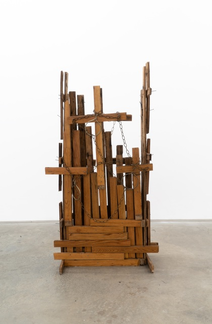 , 'Old Rugged Cross,' 2011, James Fuentes