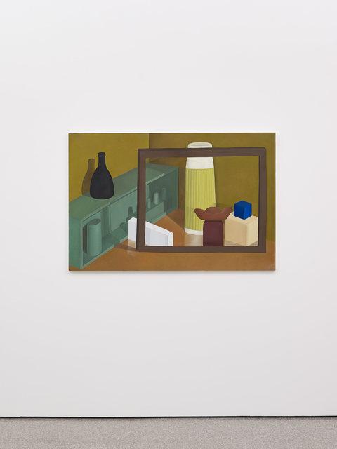 , 'Quadre nel quadre,' 2005, Galerie Greta Meert