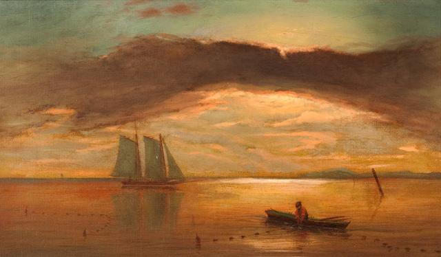 Edward Rawstorne, 'View Down on the Bay', Questroyal Fine Art
