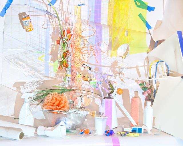 , 'Still Life With Powerpoint #4,' 2016, Miranda Kuo Gallery
