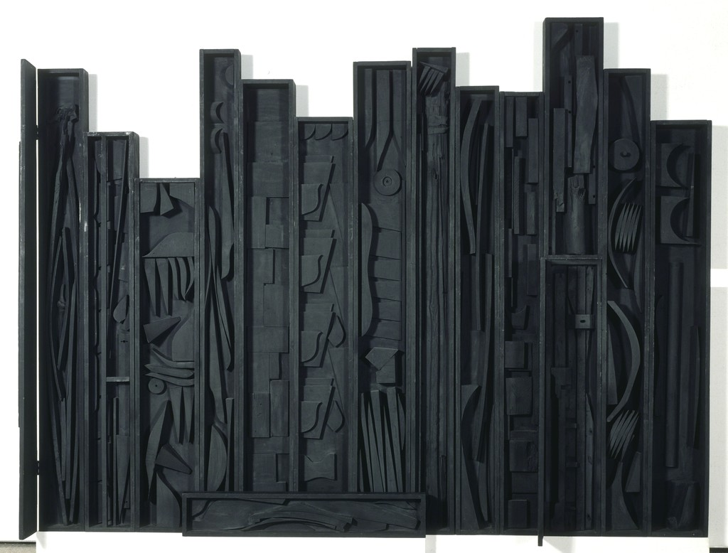 Louise Nevelson Tropical Garden Ii 1957 Artsy