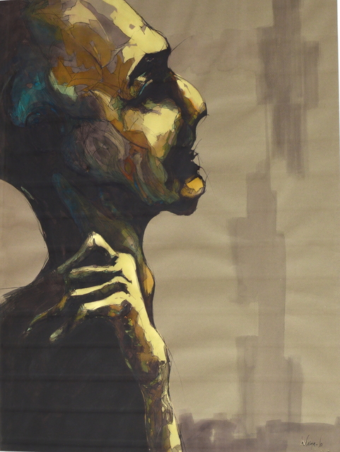 , 'Phase I,' 2016, Artyrama (Nigeria)