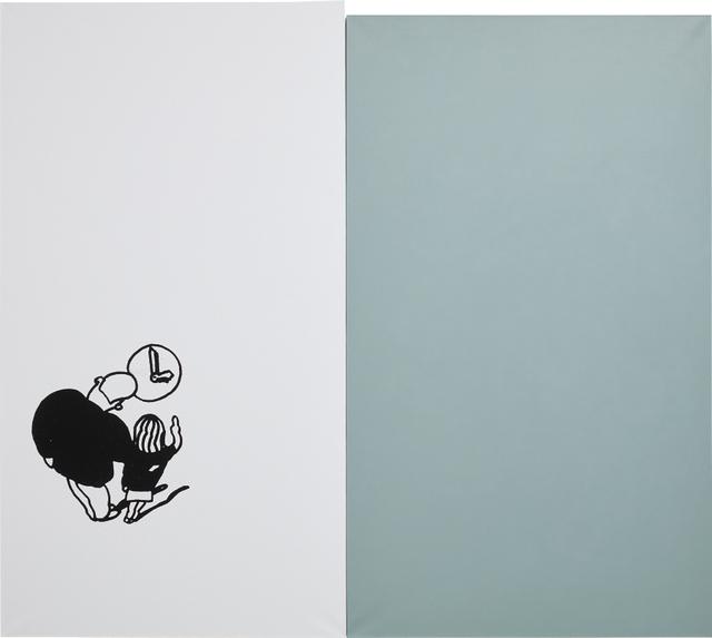 Oliver Osborne, 'as yet untitled', 2014, Phillips