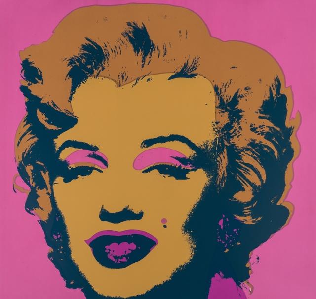 Andy Warhol, 'Marilyn Monroe (Sunday B. Morning)', Forum Auctions