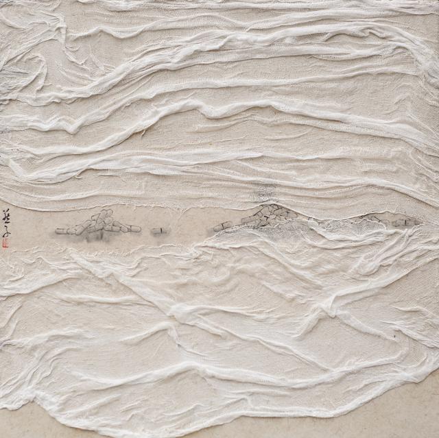 , 'Travelling Miles 輕舟已過,' 2016, Galerie Ora-Ora