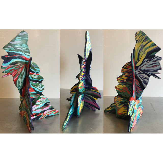 , 'Growth 2 Sculpture (study),' 2016-2019, Gallery 30 South