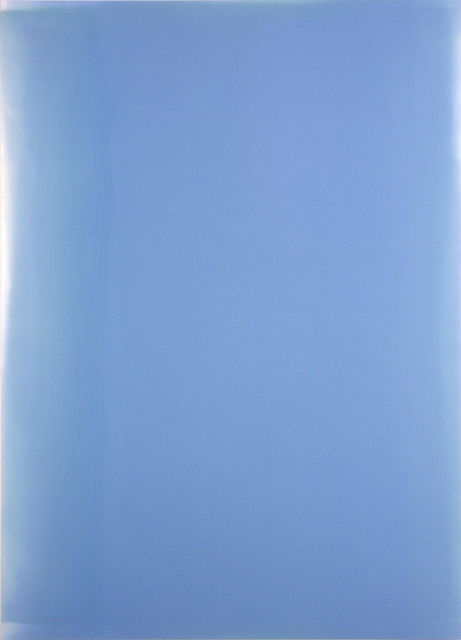 , 'Breathing Light - Blue green,' 2014, Taguchi Fine Art