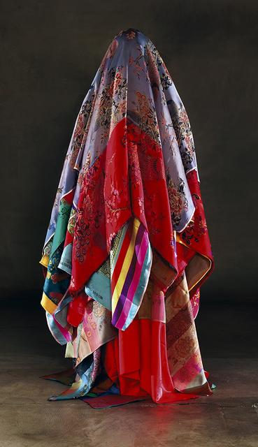 , 'Encounter - Looking into Sewing,' 1998 -2013, KEWENIG