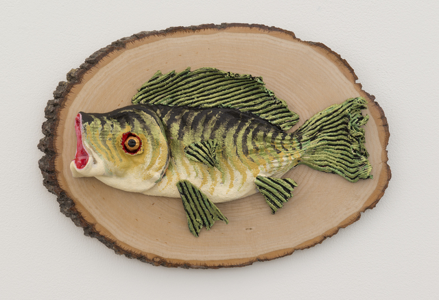 , 'Fish 4,' 2017, Joshua Liner Gallery
