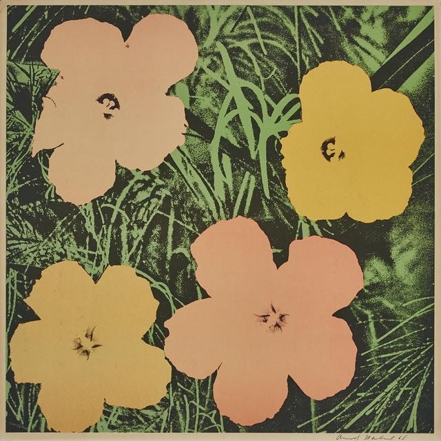Andy Warhol, 'Flowers', 1964, Waddington's