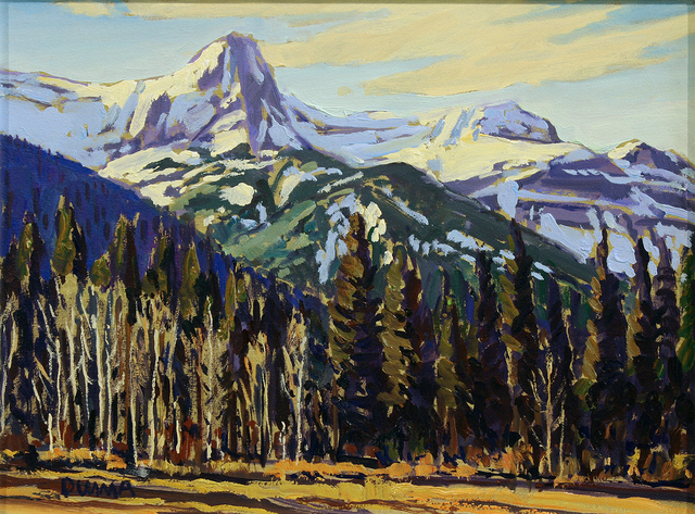 William Duma, 'Snow in the Mtns (6-19)', 2019, Wallace Galleries