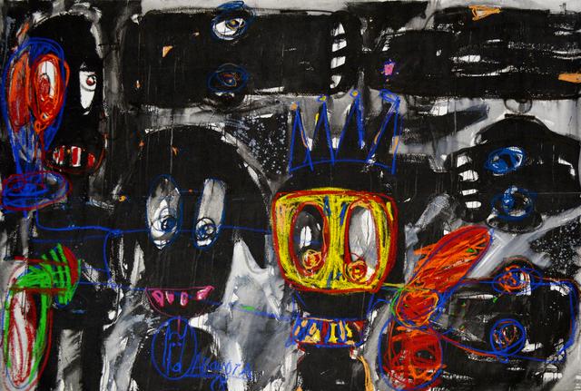 , 'Le Roi Noir,' 2016, Ethan Cohen New York