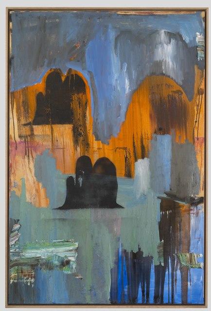 , 'Peinture de nuages,' 2018, Galerie Nathalie Obadia