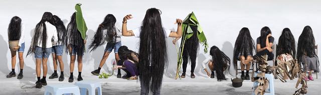 , 'Like the Banana Tree at the Gate: Ibu or the Beast,' 2016, Tyler Rollins Fine Art