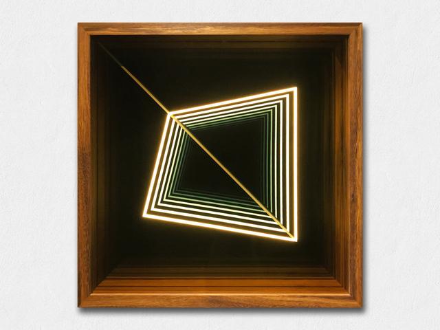 , 'Capas del Ser,' 2019, Galeria Elvira Moreno