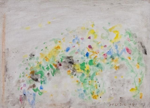 Zoran Antonio Mušič, 'Paesaggio', 1964, Finarte