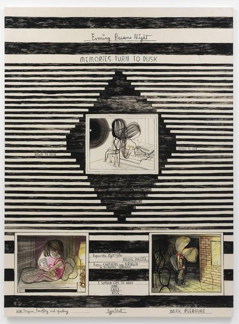 , 'Memories Turn to Dusk,' 2015, Petra Rinck