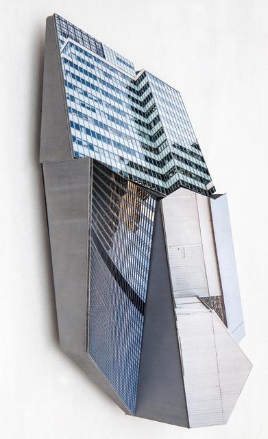 , 'Migrator 11,' 2016, Pentimenti Gallery