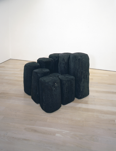, 'Black Well,' 2007, Annely Juda Fine Art