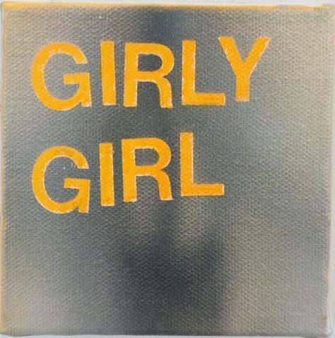 Betty Tompkins, 'Girly Girl', 2013, The FLAG Art Foundation