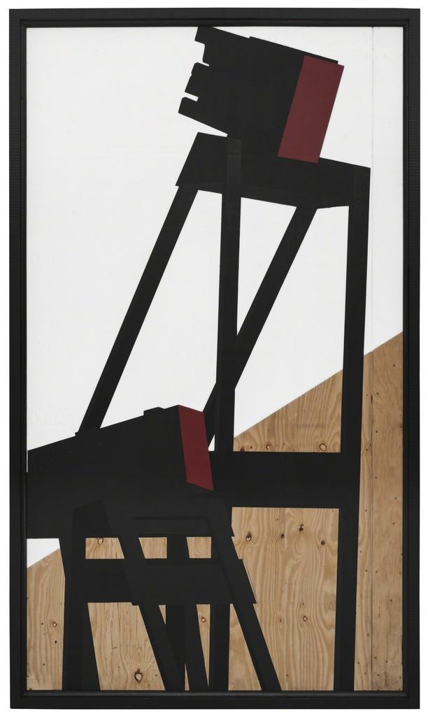 Serge Alain Nitegeka, 'Exterior I: Studio Study II,' 2013, Marianne Boesky Gallery