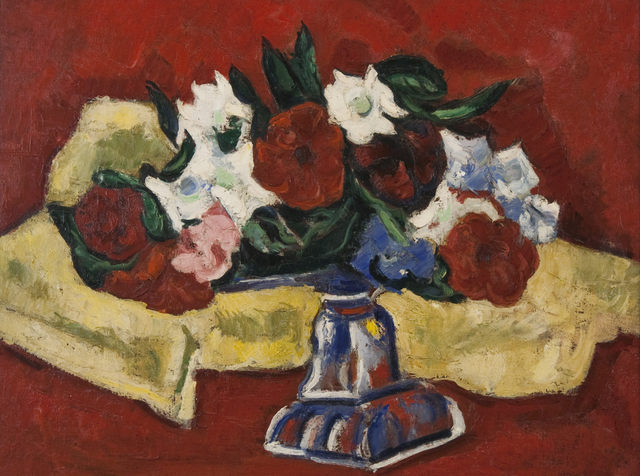 , 'Petunias from Lachaise's Garden,' 1937-1938, Alexandre Gallery