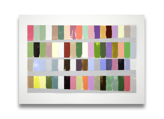 Debra Ramsay, 'A Year of Color, Adjusted for Day Length', 2014, IdeelArt