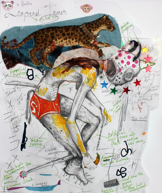 , 'Leopard Man,' 2015, Nomad Gallery