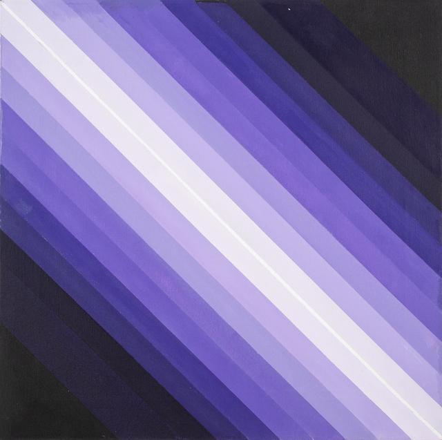 Horacio Garcia-Rossi, 'Composizione', 1985, Itineris