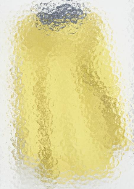 , 'Atlantic with yellow jacket,' 2017, Spazio Nobile