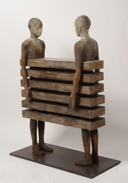 , 'Enfrentados,' 2016, REDSEA Gallery