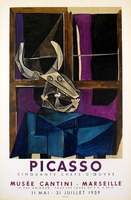 Pablo Picasso, Musee Cantini