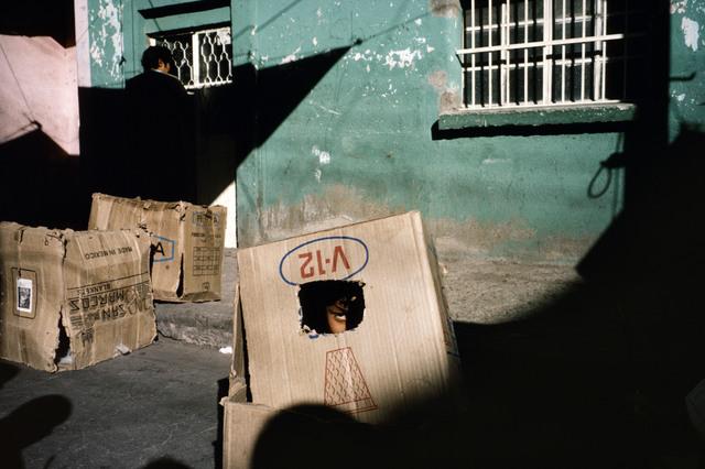 , 'Leon,' 1987, Magnum Photos