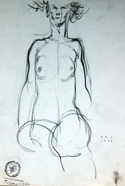 , 'Nude,' 1997, Gallery Katarzyna Napiorkowska | Warsaw & Brussels