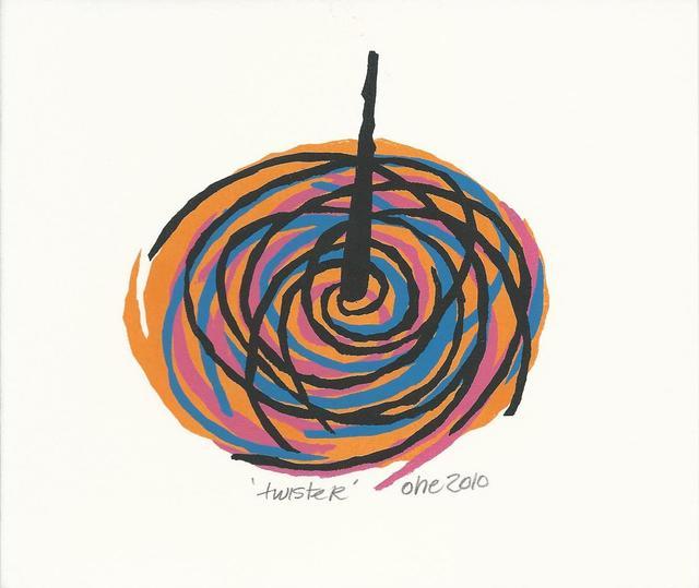 , 'Twister,' 2010, Herringer Kiss Gallery