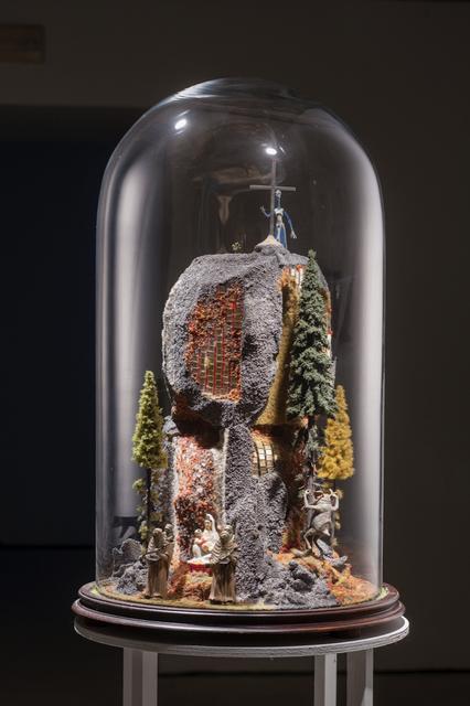 , 'Untitled - Gods versus Aliens,' 2013, OTTO ZOO