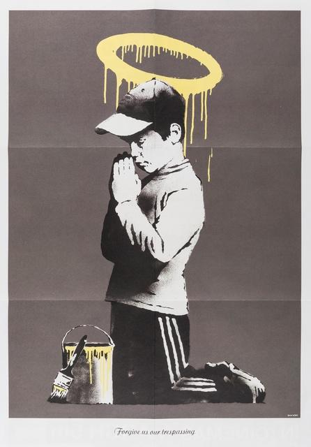 Banksy, 'Forgive Us Our Trespasses', 2010, Forum Auctions