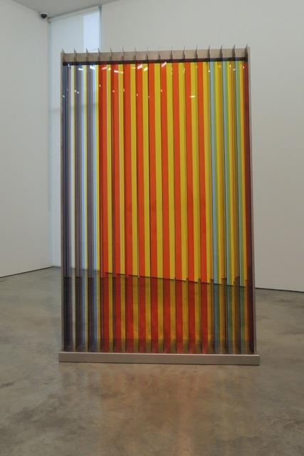 , 'Transchromie,' 1965-2009, El Museo del Barrio