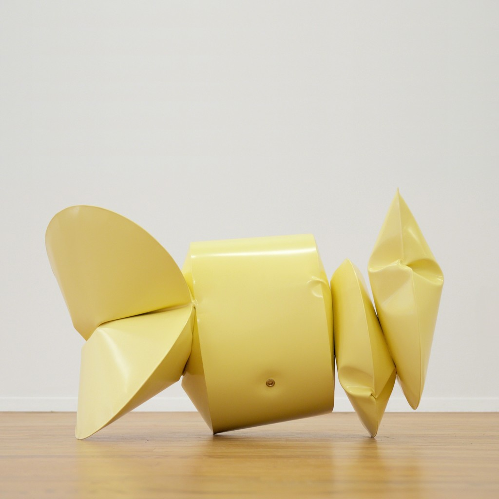 Butter Yellow, 2016 